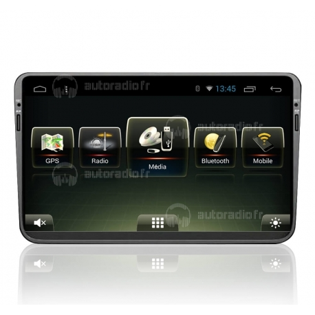 Autoradio GPS Android 8.0 Volkswagen Caddy (2004-2013)