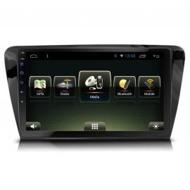 Autoradio GPS Android 8.0 Skoda Octavia 2014