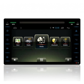 Autoradio GPS Android 8.0 Toyota Hilux Revo 2016