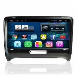 Autoradio Audi TT avec GPS Android 6.0 (2006-2014)