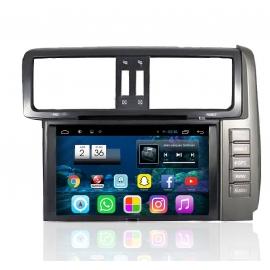 Autoradio Android 6.0 Toyota Prado 150 (2010-2013)