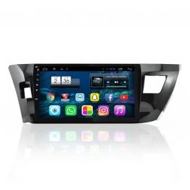 Autoradio Android 6.0 Toyota Corolla 2014