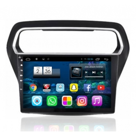Autoradio Android 6.0 Ford Escort 2015