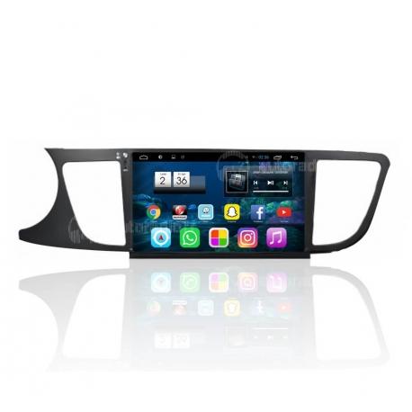 Autoradio Android 6.0 Hyundai Mistra 2014