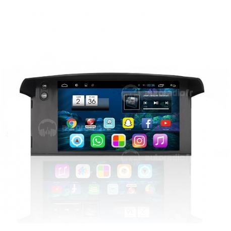 Autoradio Android 4.4 Renault Latitude
