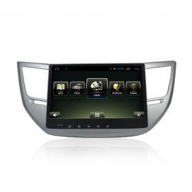 Autoradio GPS Android 8.0 Hyundai IX35 2015
