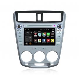Autoradio GPS Android 8.0 Honda City 1.5L (2008-2017)