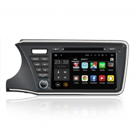 Autoradio GPS Android 7.1 Honda City (2014-2017)