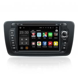 Autoradio GPS Android 8.0 Seat Ibiza (2013-2017)