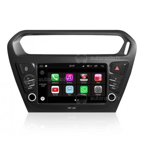 Autoradio GPS Android 8.0 Peugeot 301 2013