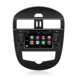 Autoradio GPS Android 8.0 Nissan Tiida 2012
