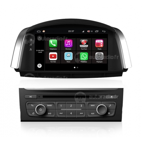 Autoradio GPS Android 8.0 Renault Kelos