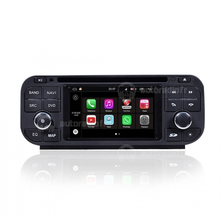 Autoradio GPS Android 8.0 Jeep Cherokee (2002-2007)
