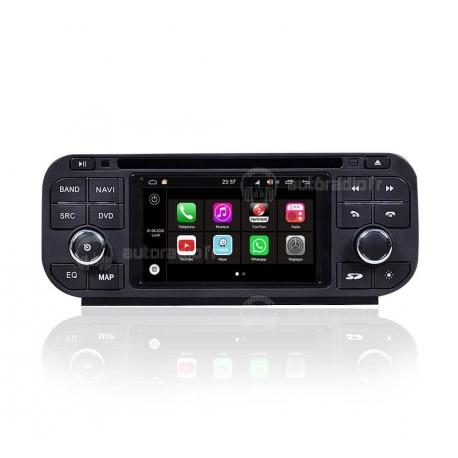 Autoradio GPS Android 8.0 Dodge Caravan (2002-2007)
