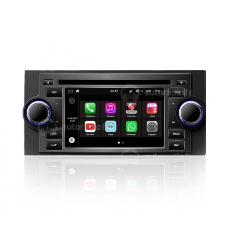Autoradio GPS Android 8.0 Chrysler 300C