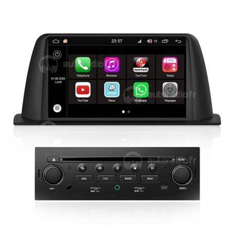 Autoradio GPS Android 8.0 Citroen C4 Aircross 2013