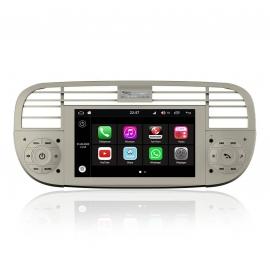 Autoradio GPS Android 4.4 Fiat 500