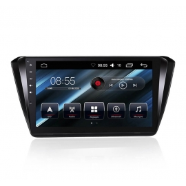 Autoradio GPS Android 8.0 Skoda Superb 2016