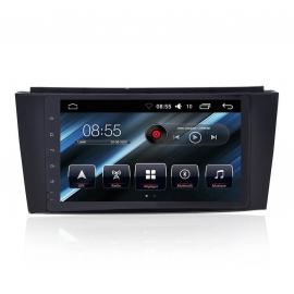 Autoradio GPS Android 6.0 Mercedes Classe C sans DVD