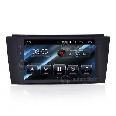 Autoradio GPS Android 6.0 Mercedes Classe C