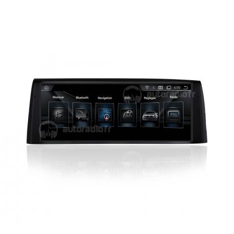 Autoradio GPS Android 9.0 BMW X3 F25 (2013-2017)