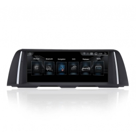 Autoradio GPS Android 9.0 BMW 5 Série F10 (2013-2017)