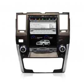 Autoradio GPS Android 4.4 Nissan Patrol