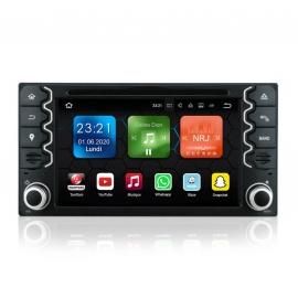 Autoradio GPS Android 8.0 Toyota Corolla (2000-2006)