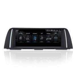 Autoradio GPS Android 9.0 BMW 5 Série F10 (2011-2013)