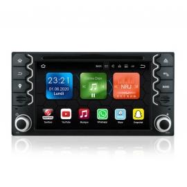 Autoradio GPS Android 8.0 Toyota Vios (2003-2010)