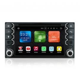 Autoradio GPS Android 8.0 Toyota Vitz (2005-2011)
