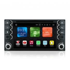 Autoradio GPS Android 8.0 Toyota Fortuner (2005-2011)