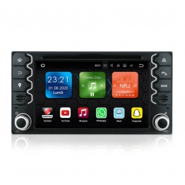 Autoradio GPS Android 8.0 Toyota RunX (2003-2006)