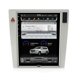 Autoradio GPS Android 8.0 VW CC (2012-2017)