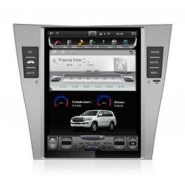 Autoradio GPS Android 8.0 Toyota Camry (2007-2011)