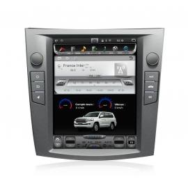 Autoradio GPS Android 8.0 Toyota Corolla 2008