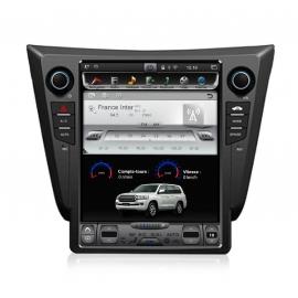Autoradio GPS Android 8.0 Nissan Qashqai (2013-2016)