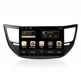 Autoradio GPS Android 8.0 Hyundai Tucson 2015