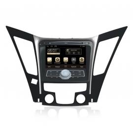 Autoradio GPS Android 8.0 Hyundai Sonata (2011-2013)
