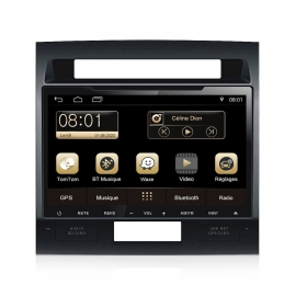 Autoradio GPS Android 7.1 Toyota Land Cruiser (2012-2015)