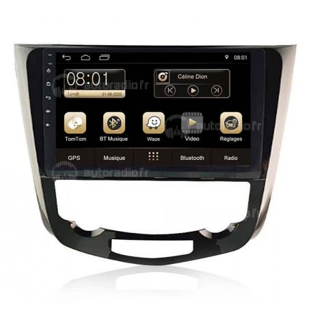 Autoradio GPS Android 8.0 Nissan X-trail 2014