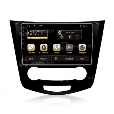 Autoradio GPS Android 8.0 Nissan Qashqai 2013
