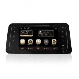 Autoradio GPS Android 8.0 Nissan X-traill