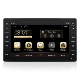 Autoradio GPS Android 7.1 Hyundai Terracan (2001-2007)