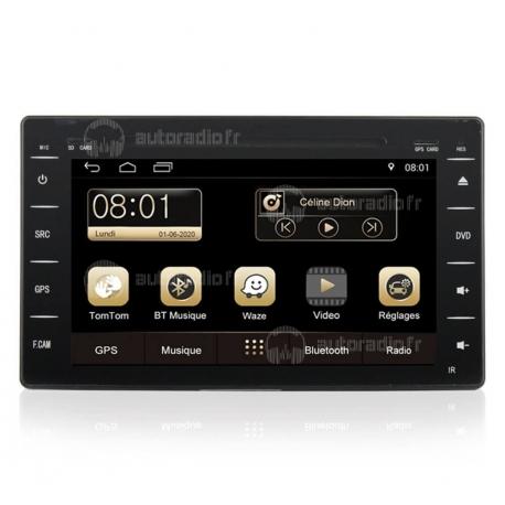 Autoradio GPS Android 8.0 Hyundai Terracan (2001-2007)