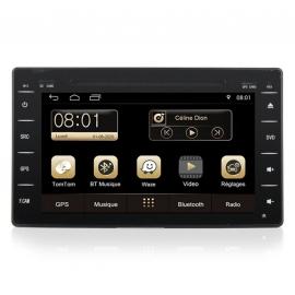 Autoradio GPS Android 8.0 Hyundai Tucson (2004-2009)