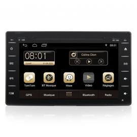 Autoradio GPS Android 8.0 Hyundai Getz (2002-2011)