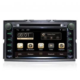 Autoradio GPS Android 8.0 Toyota Venza (2008-2012)