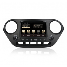 Autoradio GPS Android 8.0 Hyundai i10 (2014-2015)