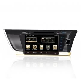 Autoradio GPS Android 8.0 Toyota Corolla 2014
